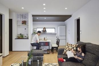 3世代が暮らす快適空間
